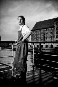 Chef Portraits | Rene Redzepi, chef and the owner of world famous Noma-restaurant | Copenhagen, Denmark 2011