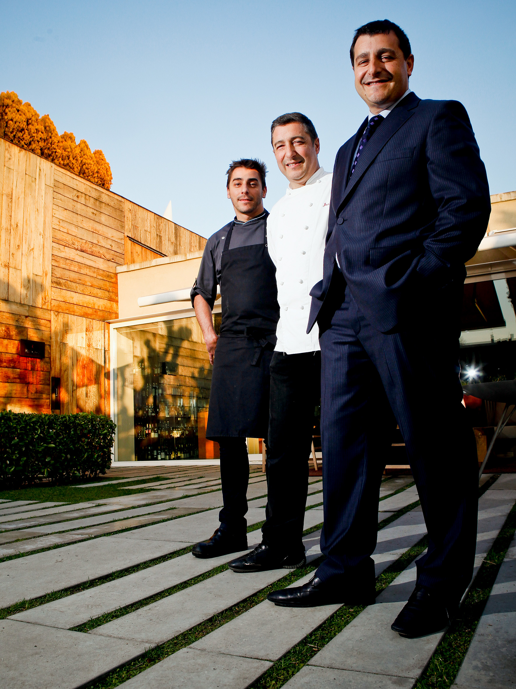 Chef Portraits | The Roca Brothers - El Celler Can de Roca | Girona, Spain 2012